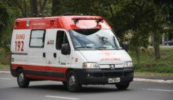 Projeto exige manutenção periódica de ambulâncias