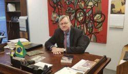 Comissão do Senado aprova indicado à Embaixada do Brasil nos…