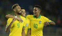 Brasil leva melhor sobre Uruguai e vence mais uma no…