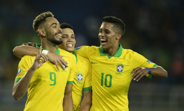 Brasil leva melhor sobre Uruguai e vence mais uma no Pré-Olímpico