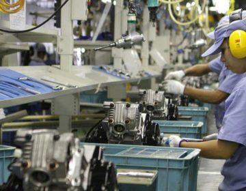 Produção industrial recua em 11 locais de outubro para novembro