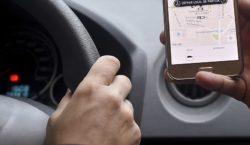 Usuário de aplicativo de transporte deverá fazer cadastro mais completo,…