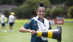 De Goiás para a Seleção Brasileira: Analuyza fala de amadurecimento