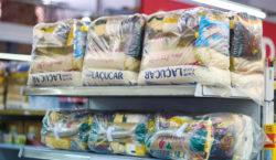 Preço da cesta básica regional tem queda de 1,22%
