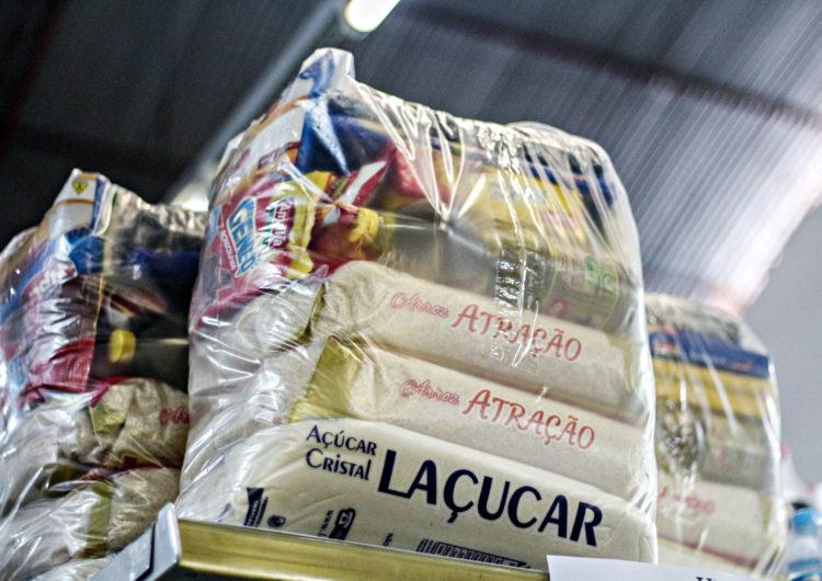 Preço da cesta básica regional tem aumento de 2,76%