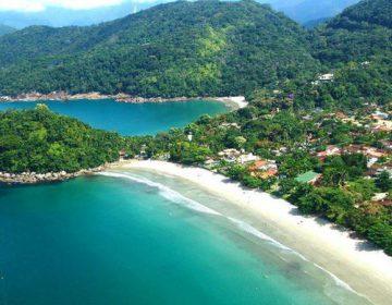 Praias de Ubatuba contam partes da História do Brasil