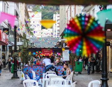 Calçadão da Rua São João