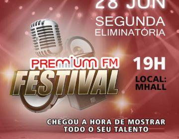 Participe da segunda eliminatória do Premium FM Festival