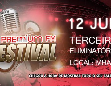 Vote e participe da terceira eliminatória do Premium FM Festival