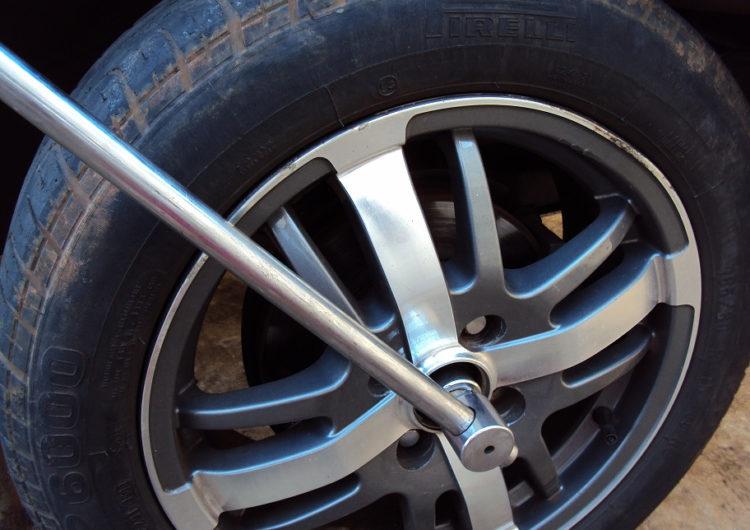 Reformar ou trocar a roda do carro?