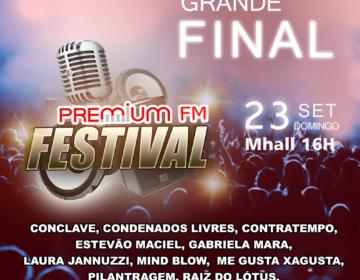 Votação aberta para a GRANDE FINAL do Premium FM Festival