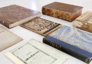 Biblioteca Municipal guarda acervo raro que atrai pesquisadores de todo o país