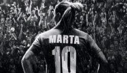 Marta posta mensagem enigmática nas redes sociais