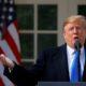 Trump anuncia declaração nacional para construir muro