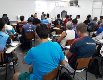 Congresso técnico da Copa Prefeitura Bahamas de Futsal define diretrizes da competição