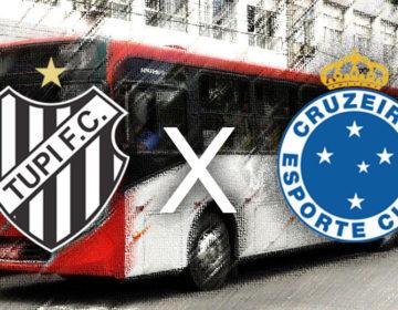 Settra monta esquema especial de transporte e trânsito para jogo Tupi x Cruzeiro