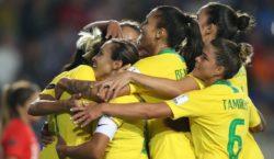 Brasil quer sediar Copa do Mundo de Futebol Feminino