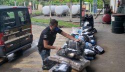 Polícia Civil incinera cerca de uma tonelada de drogas em…