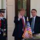 Bolsonaro e Trump estão reunidos na Casa Branca