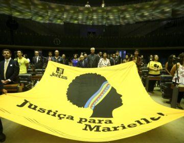 Marielle Franco é homenageada em sessão solene na Câmara