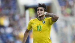 No Estádio do Dragão, Brasil empatou em 1 a 1…