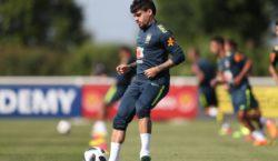 Fágner está convocado para a Seleção Brasileira