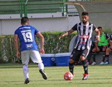 Tupi perde para o Cruzeiro e é o primeiro rebaixado do Estadual