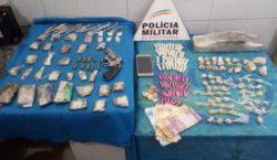 Três pessoas são detidas por envolvimento com o tráfico de…