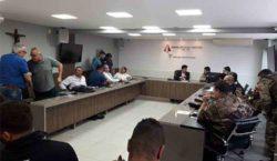 Reunião na FMF define cargas de ingressos e proibição de…