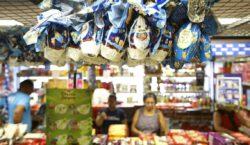 Ovos de Páscoa estão, em média, 40% mais caros do…