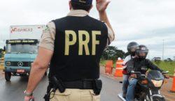 PRF apreende no Rio 300 mil maços de cigarros contrabandeados