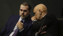 PF cumpre mandados em inquérito sobre ofensas a ministros do…