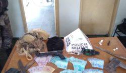 Polícia Militar realiza operação 'Tiradentes Adsumus' na Zona da Mata…