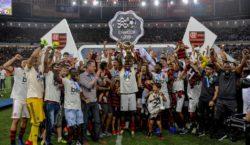 Flamengo repete o placar do primeiro jogo e é campeão…