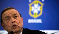 José Maria Marin é banido pela Fifa