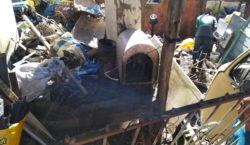 PJF retira 17 caminhões de entulhos de casa de acumulador