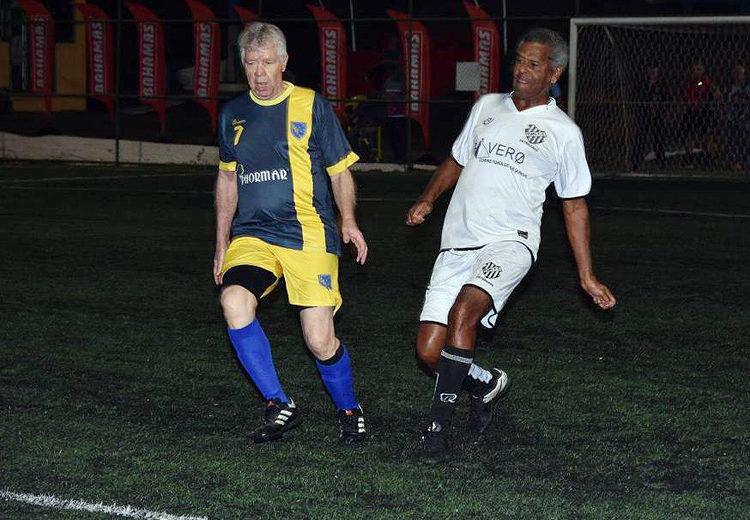 """""""Copa Prefeitura Bahamas 60+ de Fut7"""" – Quarta rodada marca recorde de gols da edição"""