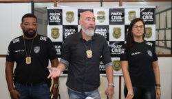 OPERAÇÃO 'CRONOS II': Polícia Civil divulga resultado da operação em…