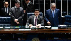 Davi Alcolumbre confirma para terça-feira análise da MP da reforma…