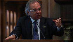 Guedes diz que reforma da Previdência deve ser aprovada em…