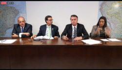 Bolsonaro diz que Câmara votará porte de arma para produtor…