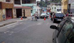 Quatro pessoas são baleadas na região Leste de Juiz de…