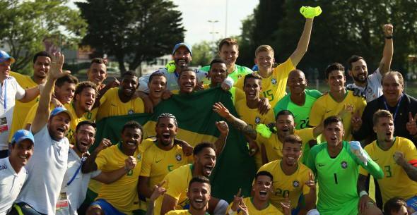 Brasil derrota Japão nos pênaltis e é campeão do Maurice Revello 2019