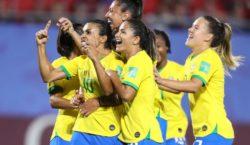Marta se isola como maior goleadora de todas as Copas…