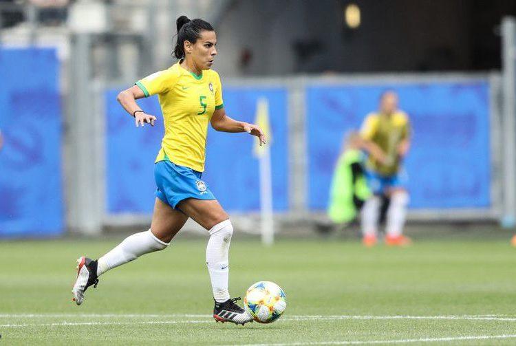 Thaisa avalia que seleção tem potencial para vencer a Itália