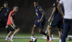 Seleção treina hoje na Fonte Nova visando partida contra Venezuela