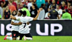 Nos pênaltis, Athletico-PR e Internacional avançam na Copa do Brasil