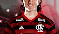 Flamengo anuncia contratação do lateral-esquerdo campeão da Copa América