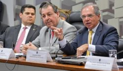 Senado ouviu Guedes, Moro e outros ministros no primeiro semestre