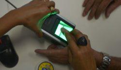Número de eleitores cadastrados por biometria chega a 69%, diz…